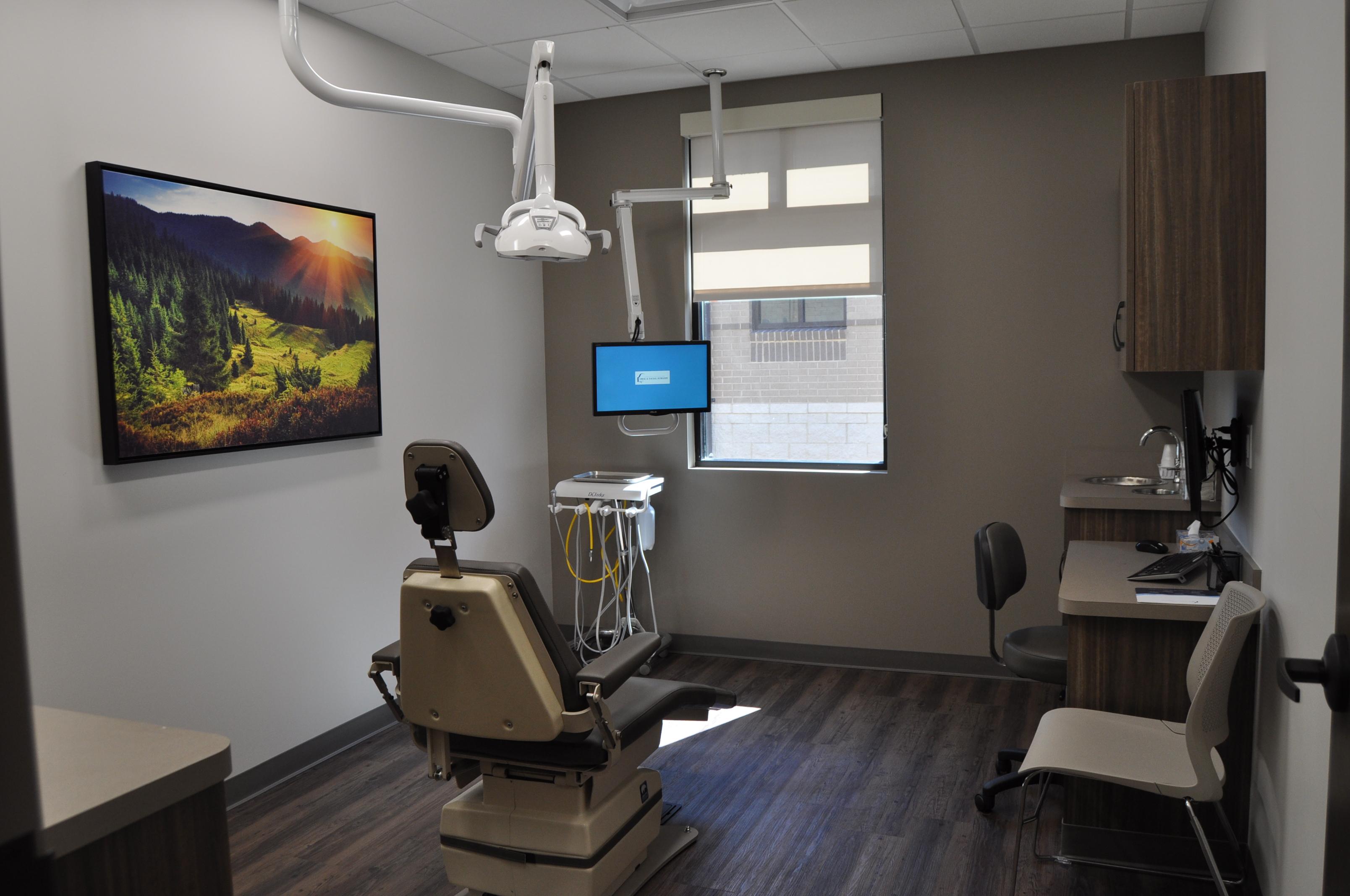 and surgery center facial Oral